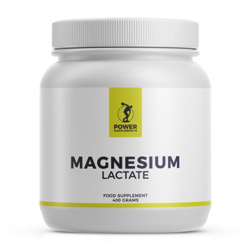 Magnesiumlactaat 400g poeder
