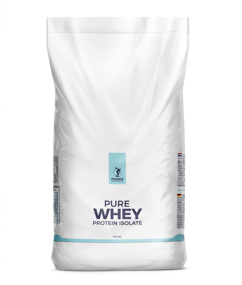 Pure Whey Isolate 15kg zak