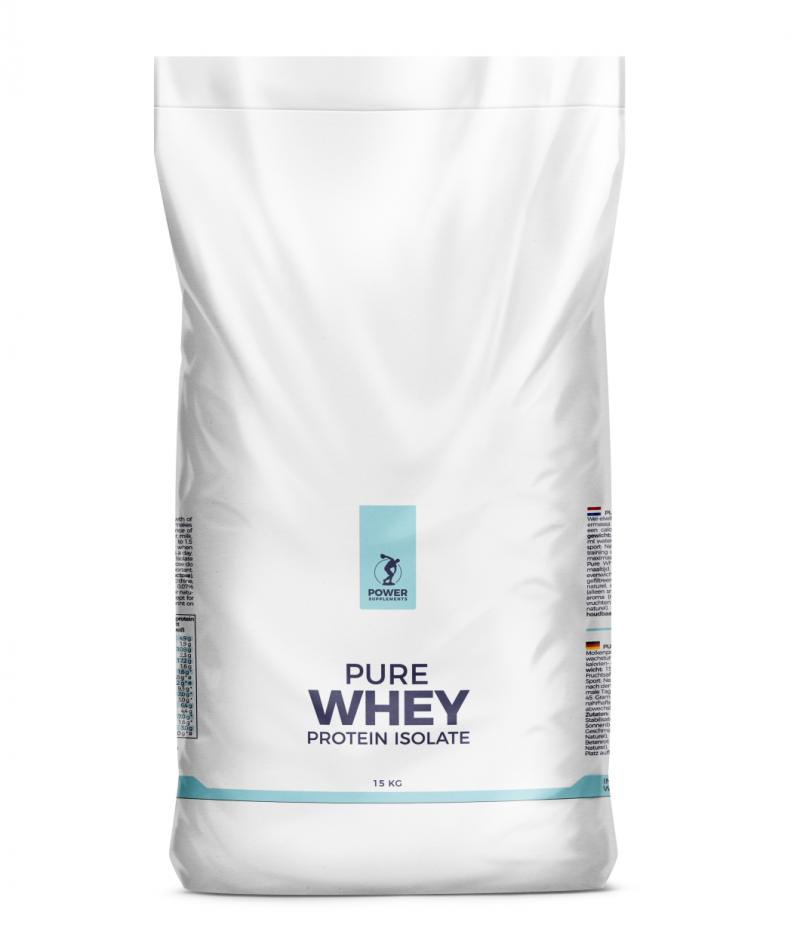 Pure Whey Isolate 15kg zak